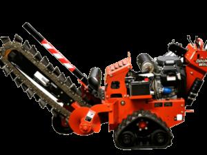 TRANCHEUSE de sol pour creuser la terre afin de réaliser des tranchées. Machine à louer dans les agences Nova Location de votre département : Alpes-de-Haute-Provence, Hautes-Alpes, Alpes-Maritimes, Bouches du Rhône, Var et Vaucluse