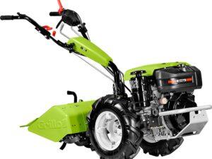 motoculteur 9cv Grillo pour préparer la terre avant de semer et planter - Machine à louer dans les agences Nova Location de votre région PACA, Provence Alpes Côtes d'Azur, Auvergne Rhône Alpes, Occitanie